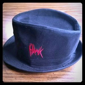 Tony Hawk Fedora Embroidered Logo Hat
